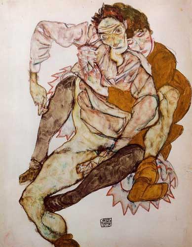 46236 Egon Schiele Paintings oil paintings for sale