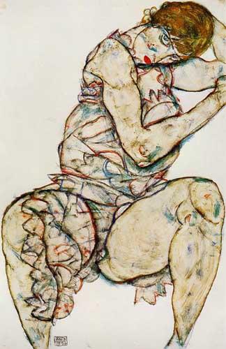 46239 Egon Schiele Paintings oil paintings for sale