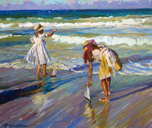 46259 Children oil paintings oil paintings for sale