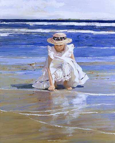 46261 Children oil paintings oil paintings for sale