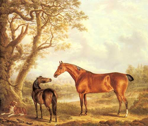 5423 Edgar Hunt Paintings oil paintings for sale