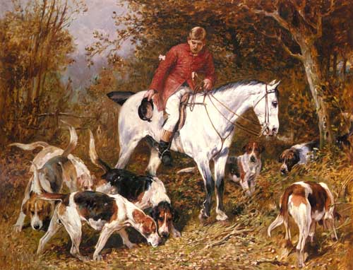 5679 Edgar Hunt Paintings oil paintings for sale