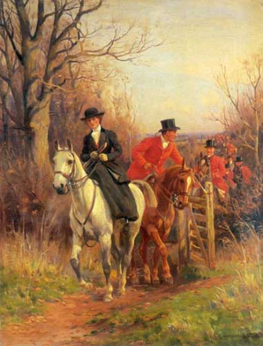 5680 Edgar Hunt Paintings oil paintings for sale