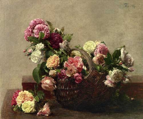 6137 Henri fantin-latour paintings oil paintings for sale