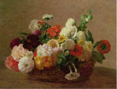 6581 Henri fantin-latour paintings oil paintings for sale