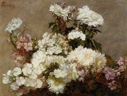 6728 Henri fantin-latour paintings oil paintings for sale