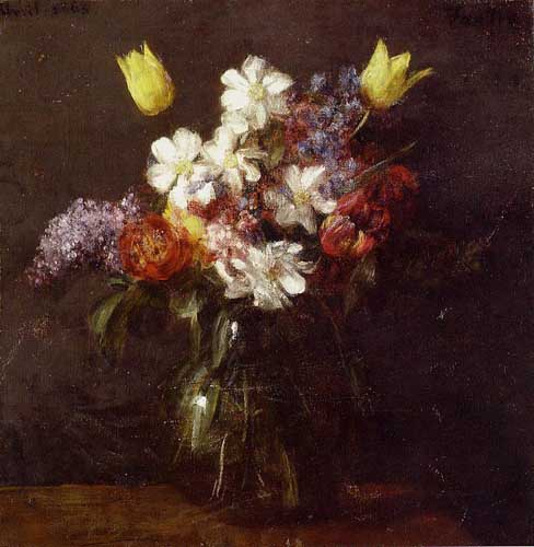 6802 Henri fantin-latour paintings oil paintings for sale