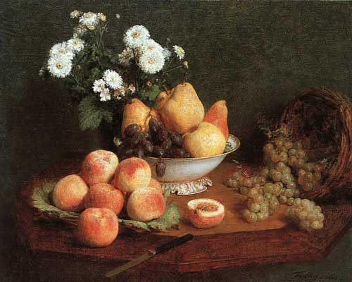 6804 Henri fantin-latour paintings oil paintings for sale