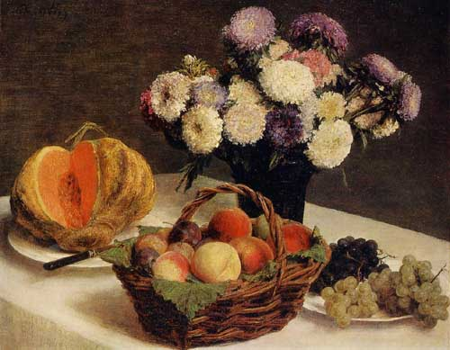 6805 Henri fantin-latour paintings oil paintings for sale