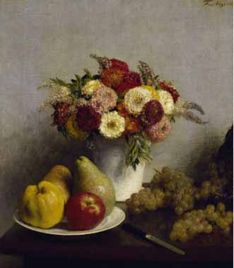 6806 Henri fantin-latour paintings oil paintings for sale