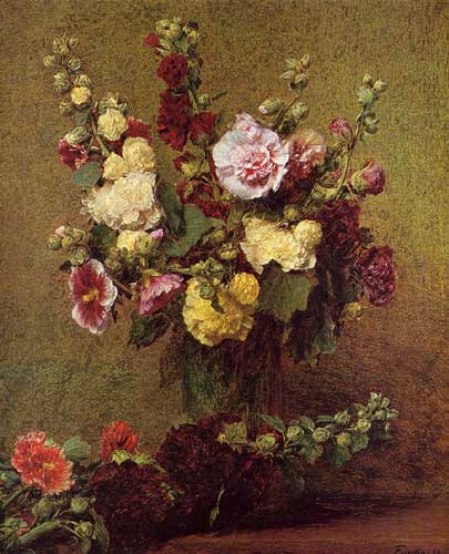6808 Henri fantin-latour paintings oil paintings for sale