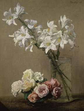 6811 Henri fantin-latour paintings oil paintings for sale