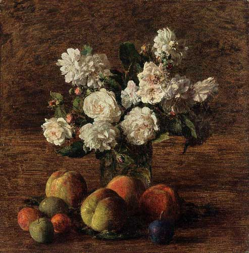6815 Henri fantin-latour paintings oil paintings for sale