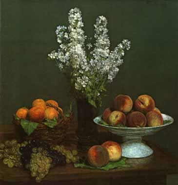 6821 Henri fantin-latour paintings oil paintings for sale