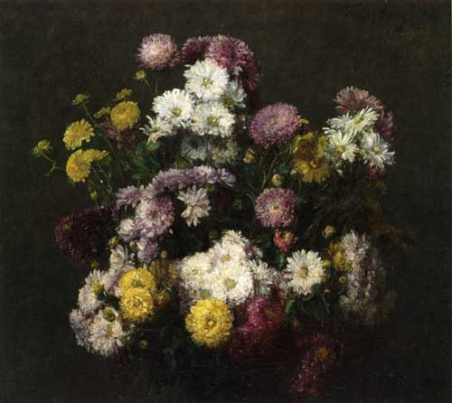 6827 Henri fantin-latour paintings oil paintings for sale