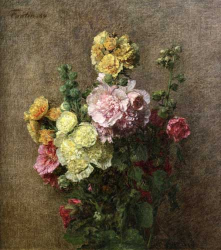 6828 Henri fantin-latour paintings oil paintings for sale