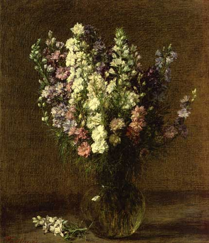 6829 Henri fantin-latour paintings oil paintings for sale