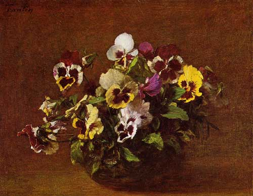6831 Henri fantin-latour paintings oil paintings for sale