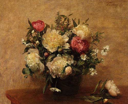 6832 Henri fantin-latour paintings oil paintings for sale