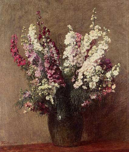 6833 Henri fantin-latour paintings oil paintings for sale