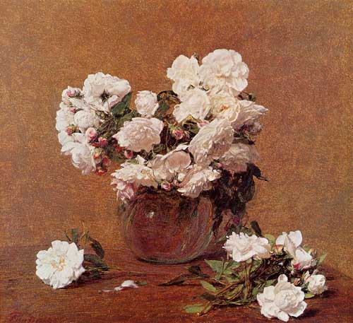 6835 Henri fantin-latour paintings oil paintings for sale