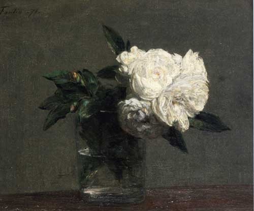6836 Henri fantin-latour paintings oil paintings for sale