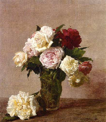 6837 Henri fantin-latour paintings oil paintings for sale