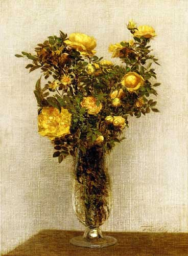 6838 Henri fantin-latour paintings oil paintings for sale