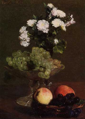 6840 Henri fantin-latour paintings oil paintings for sale