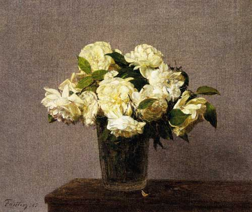 6844 Henri fantin-latour paintings oil paintings for sale