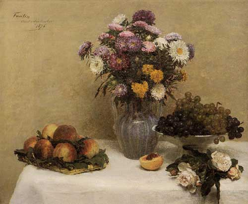 6845 Henri fantin-latour paintings oil paintings for sale