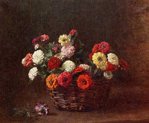 6846 Henri fantin-latour paintings oil paintings for sale