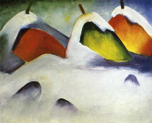 70218 Franz Marc Paintings oil paintings for sale