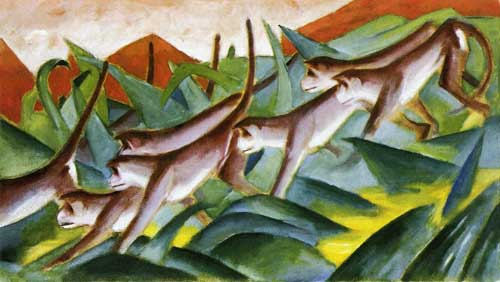 70220 Franz Marc Paintings oil paintings for sale