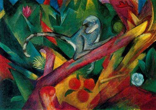 70233 Franz Marc Paintings oil paintings for sale