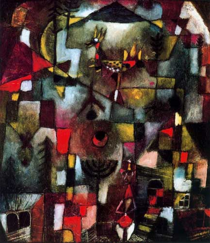 70244 Paul Klee Paintings oil paintings for sale