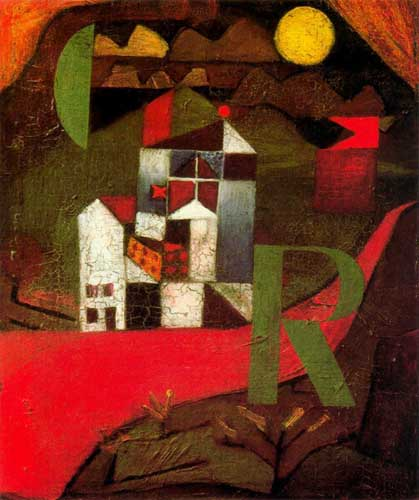 70248 Paul Klee Paintings oil paintings for sale