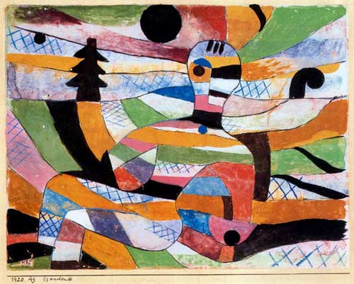 70249 Paul Klee Paintings oil paintings for sale