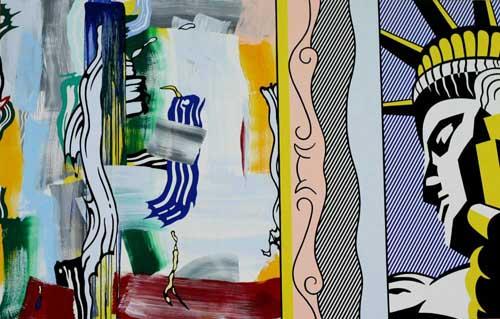 7027 Americana Oil Paintings oil paintings for sale