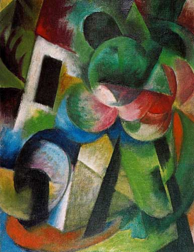 70323 Franz Marc Paintings oil paintings for sale