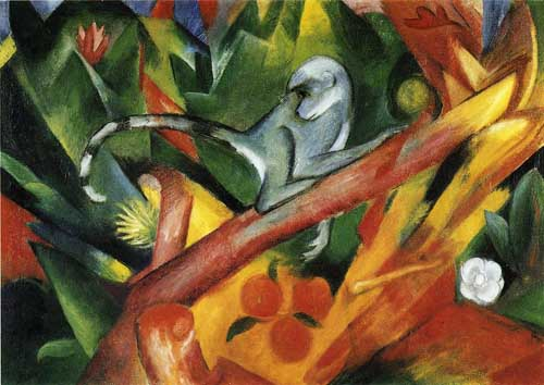 70330 Franz Marc Paintings oil paintings for sale