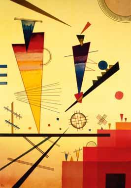 70543 Kandinsky Paintings oil paintings for sale