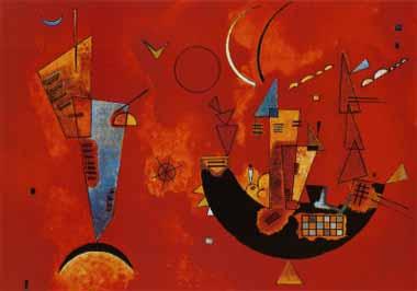 70544 Kandinsky Paintings oil paintings for sale