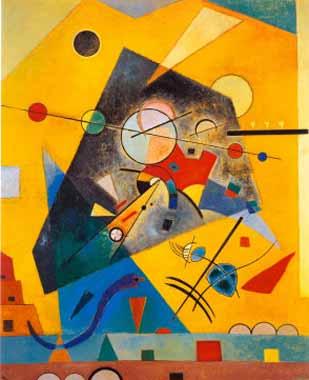 70545 Kandinsky Paintings oil paintings for sale