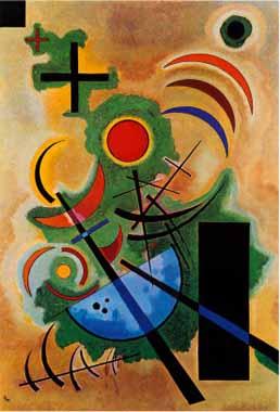 70547 Kandinsky Paintings oil paintings for sale