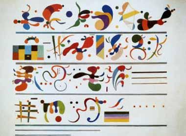 70549 Kandinsky Paintings oil paintings for sale