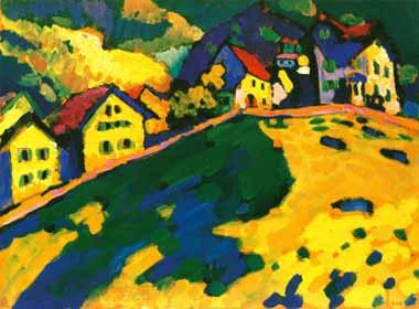 70550 Kandinsky Paintings oil paintings for sale