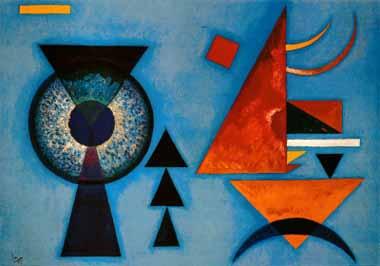 70552 Kandinsky Paintings oil paintings for sale