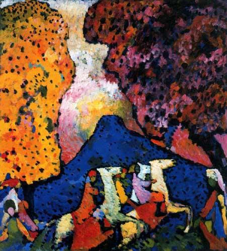 70553 Kandinsky Paintings oil paintings for sale