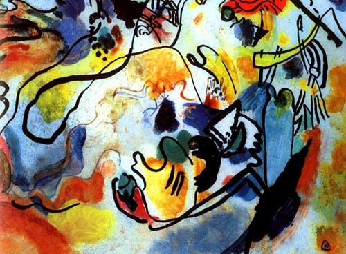 70555 Kandinsky Paintings oil paintings for sale